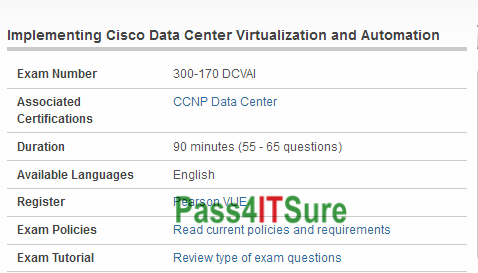 Cisco | 100% Free Real Exam Questions Answers - Pass4itsure