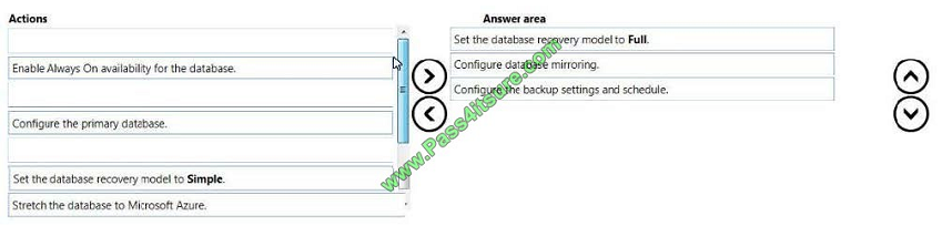 pass4itsure 70-764 exam question q4-1