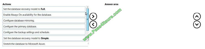 pass4itsure 70-764 exam question q4