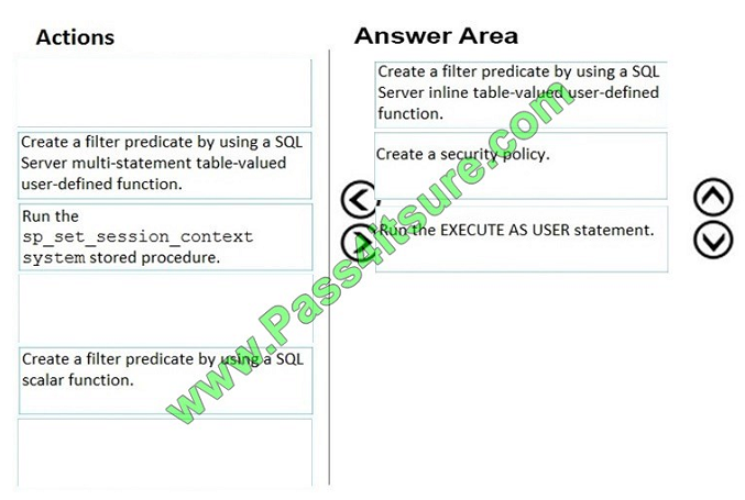 pass4itsure 70-764 exam question q6-1