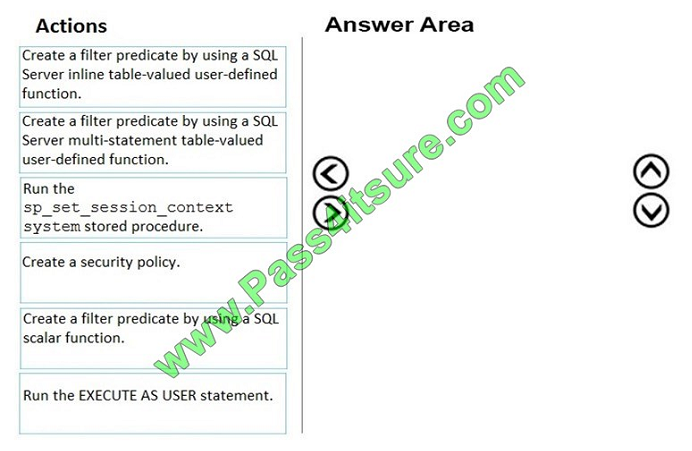pass4itsure 70-764 exam question q6