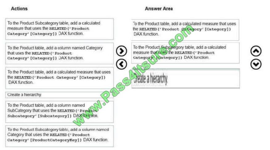 Pass4itsure 70-778 exam questions-q4-4