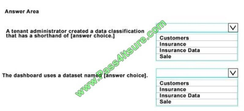 Pass4itsure 70-778 exam questions-q6-2